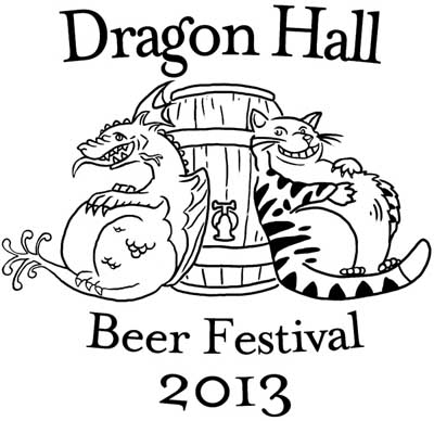 Dragon Hall Beer Festival 2013