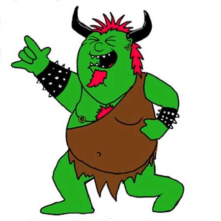 Rock Monster Logo
