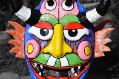 Diablos del Yare mask