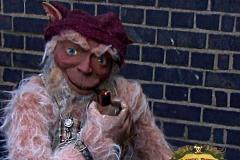 Gnome puppet.