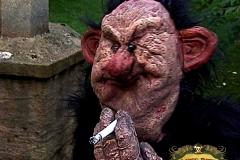 Troll puppet
