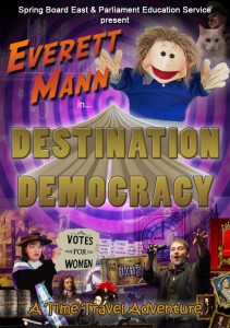 Destination Democracy Poster