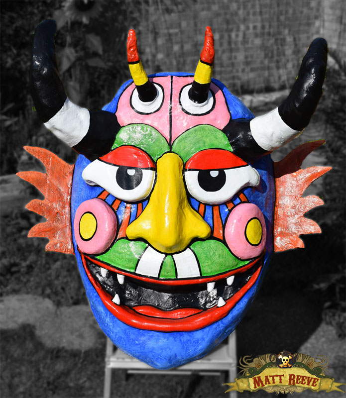 Bar Tapas Mask