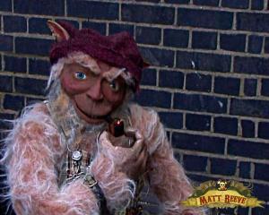 Goblin Detective Gnome
