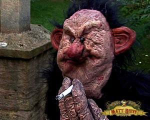 Goblin Detective Troll