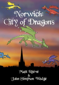 Norwich: City of Dragons Cover