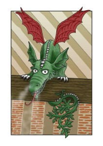 Dragon Hall Dragon