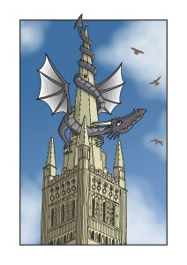 Cathedral Dragon