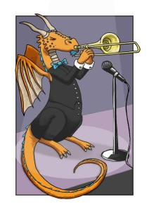 Playhouse Dragon