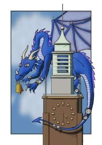 City Hall Dragon