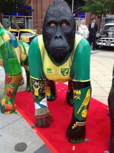 Mr Carrow GoGoGorilla