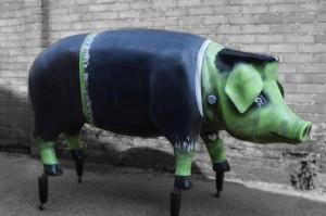 Frankenswine  Pigs Gone Wild