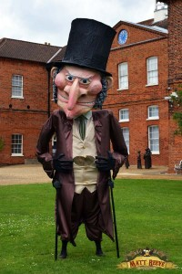 Workhouse Master Puppet